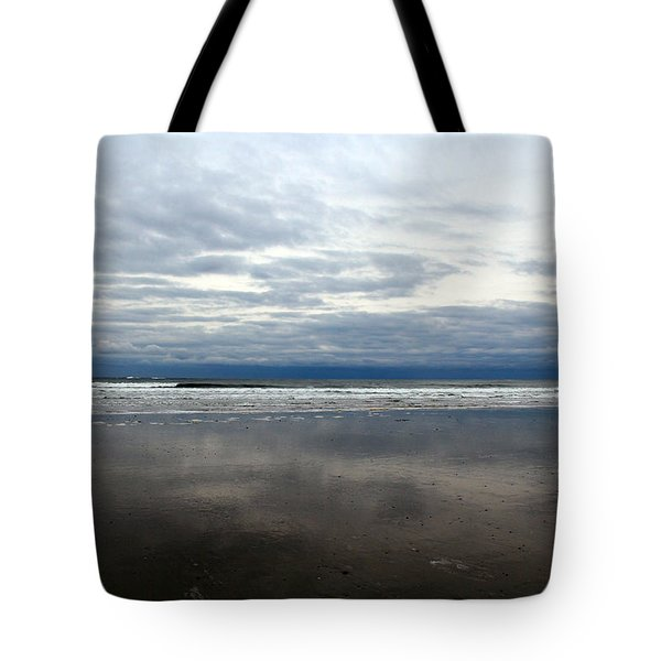 Cloudy Reflections Tote Bag