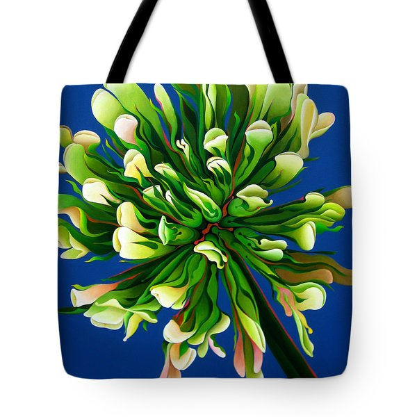 Clover Clarification Indoctrination Tote Bag