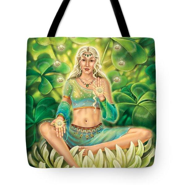 Clover - Gentle Strength Tote Bag