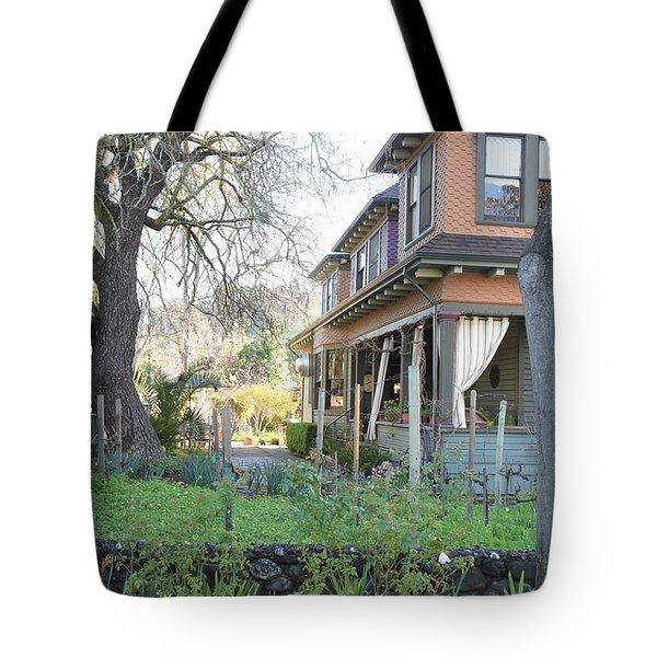Cloverdale Casa Tote Bag