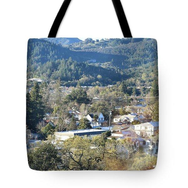 Cloverdale Tote Bag