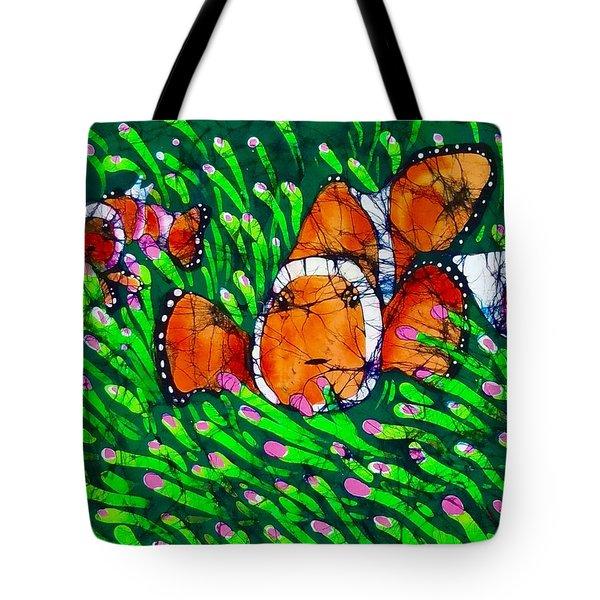 Clownfish II Tote Bag