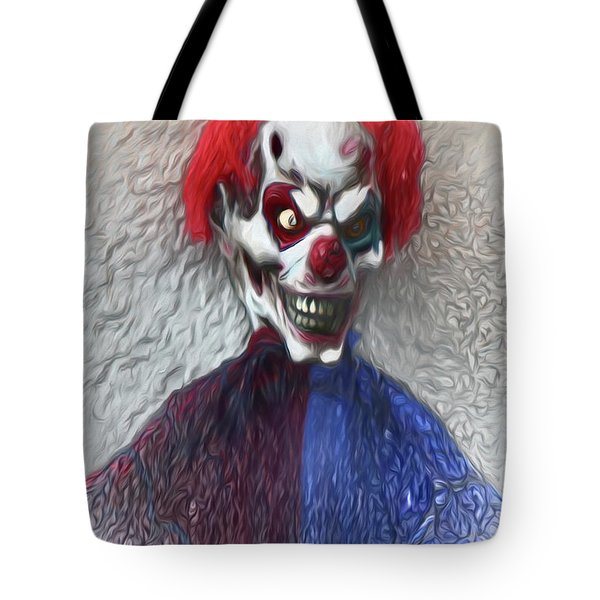 Clownitis Tote Bag