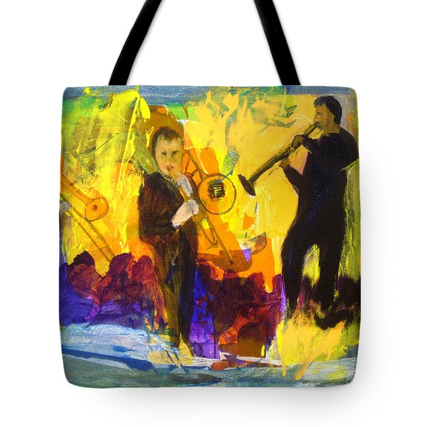 Club Cuba Tote Bag