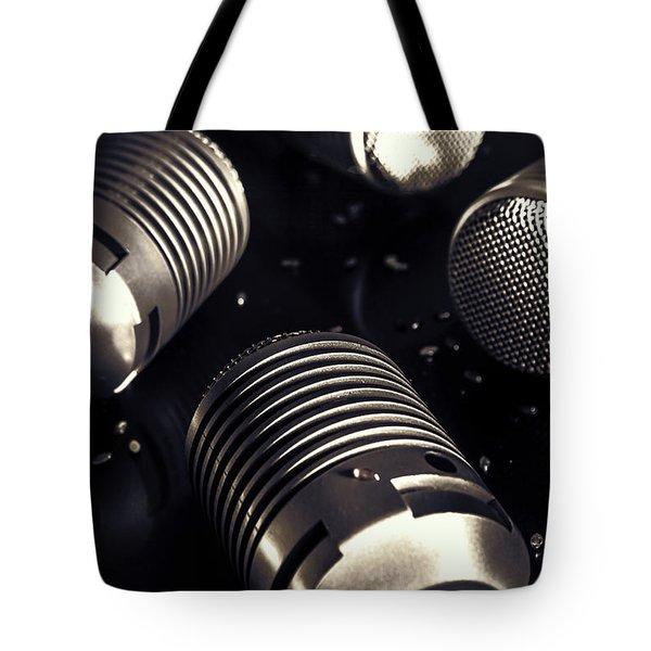 Club House Dj Tote Bag