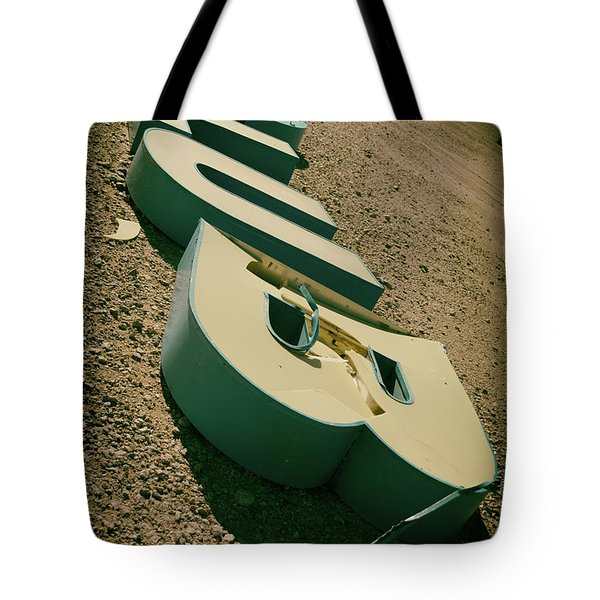 Tote Bag featuring the photograph Club by Mary Hone