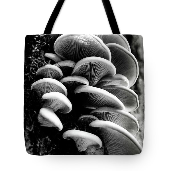 Clumps Tote Bag