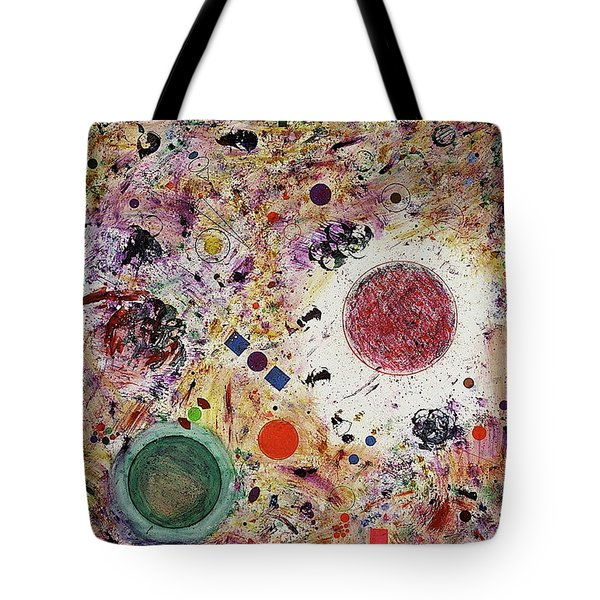 Cluster Of Love Tote Bag