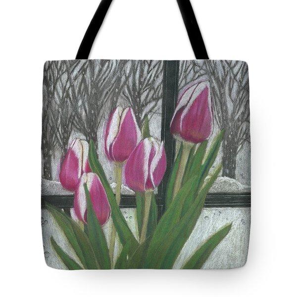 C'mon Spring Tote Bag