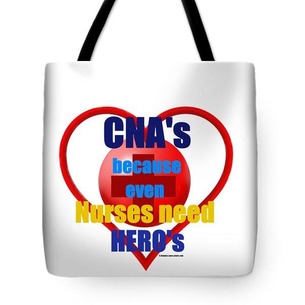 Cna's Tote Bag