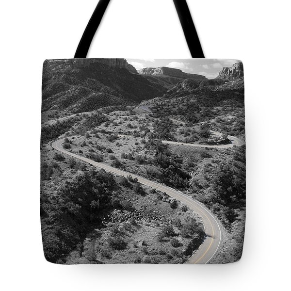 Cnm Switchbacks Tote Bag