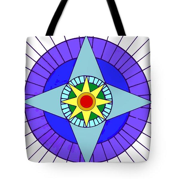 Co-ra Soul Portrait Tote Bag