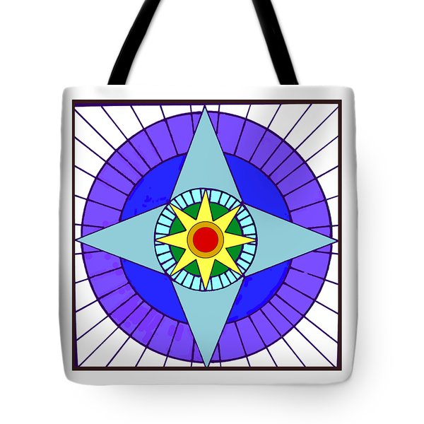 Co-ra Soul Portrait Tote Bag
