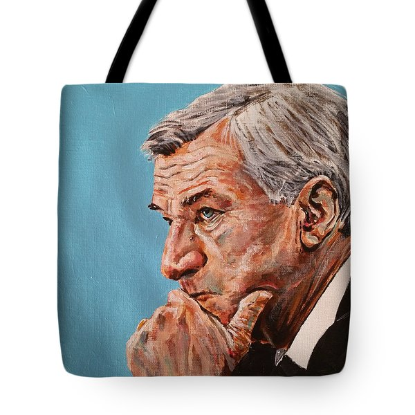 Coach Dean Smith Tote Bag