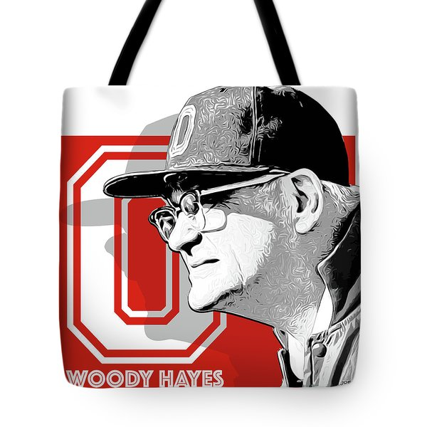 Coach Woody Hayes Tote Bag