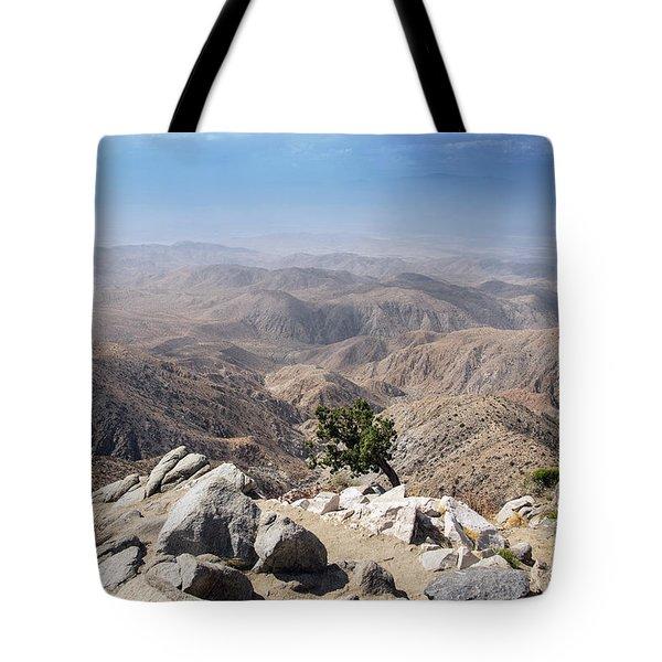 Coachella Valley Tote Bag