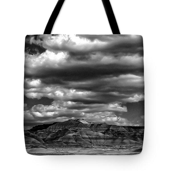 Tote Bag featuring the photograph Coal Canyon by Louis Dallara