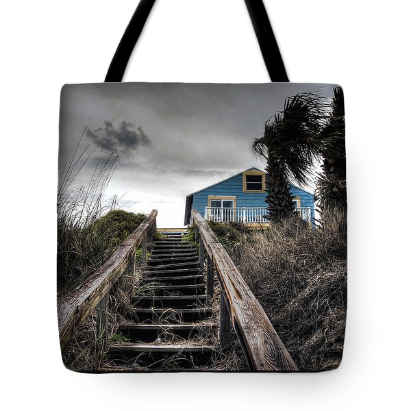 Coast Tote Bag by Jim Hill