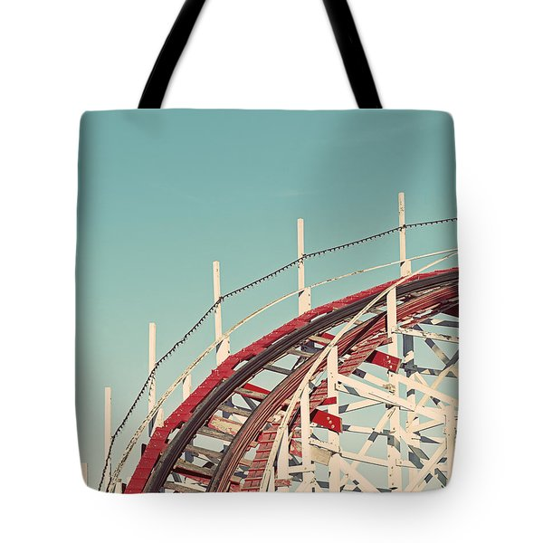 Coast - California Coaster Tote Bag