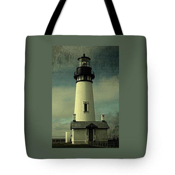 Coastal Breeze At Yaquina Head Tote Bag