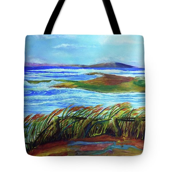 Coastal Winds Tote Bag