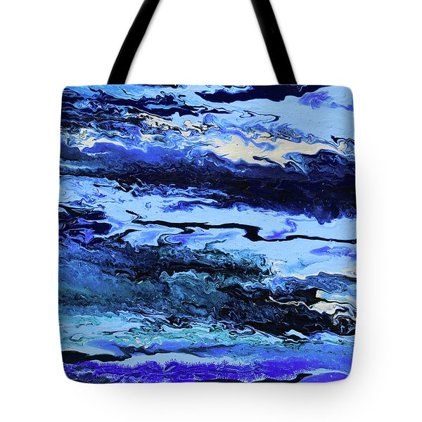 Coastal Breeze Tote Bag