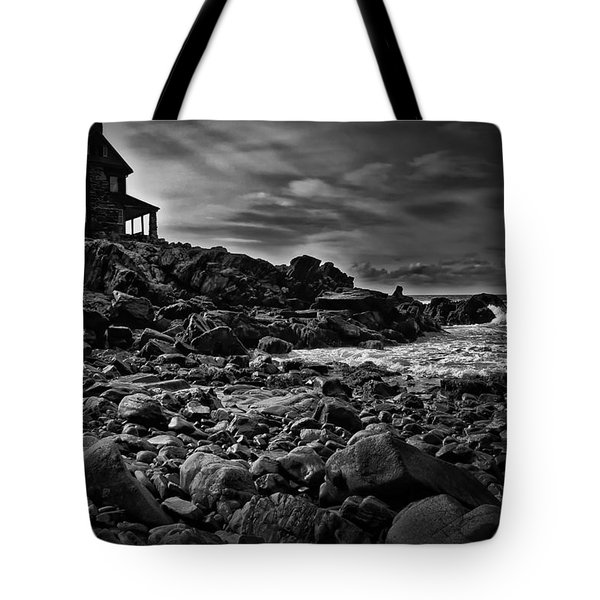 Coastal Home  Kennebunkport Maine Tote Bag