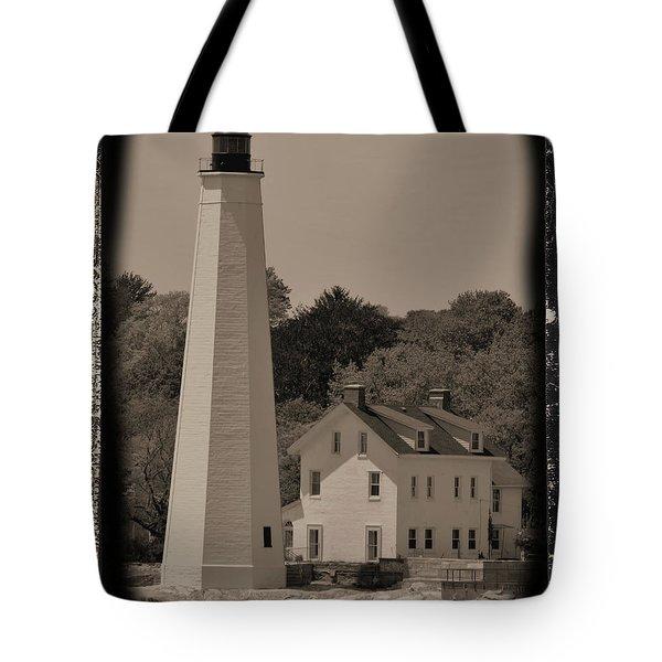 Coastal Lighthouse 2 Tote Bag