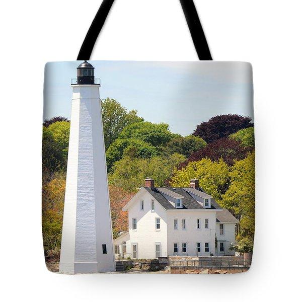 Coastal Lighthouse-c Tote Bag