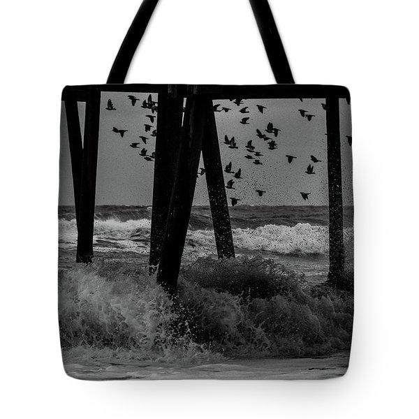 Coastal Movements Tote Bag