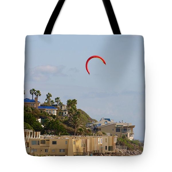 Coastal Pleasures Tote Bag