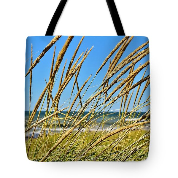 Coastal Relaxation Tote Bag