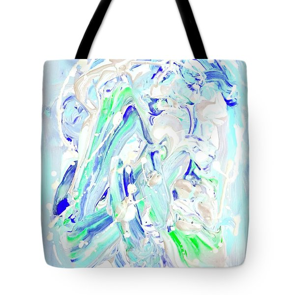 Coastal Splash Tote Bag
