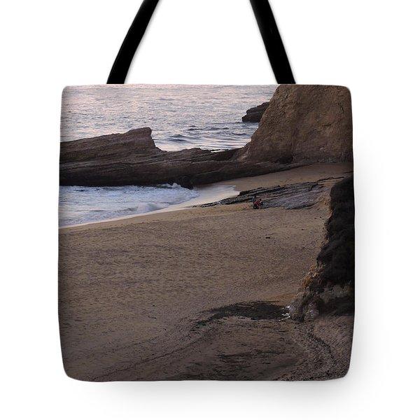 Coastal Tide Pool Tote Bag
