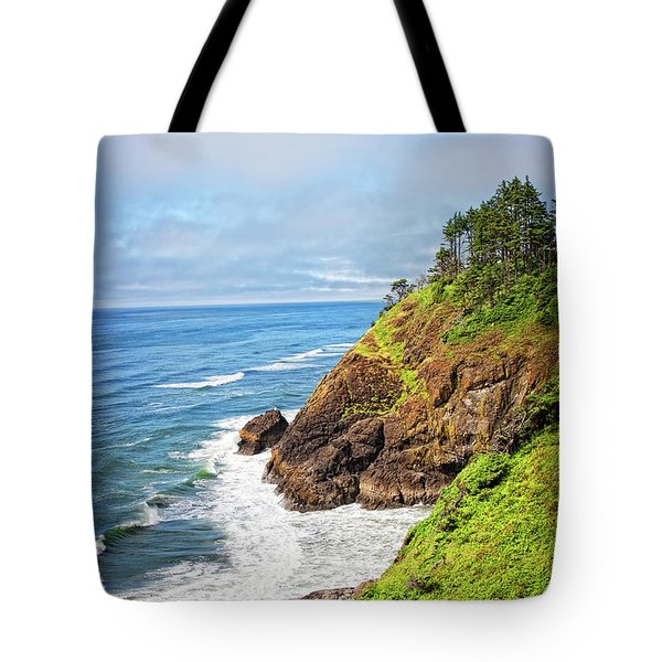 Coastal View From North Head Tote Bag