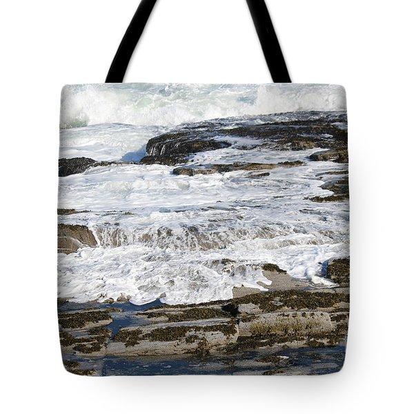 Coastal Washout Tote Bag