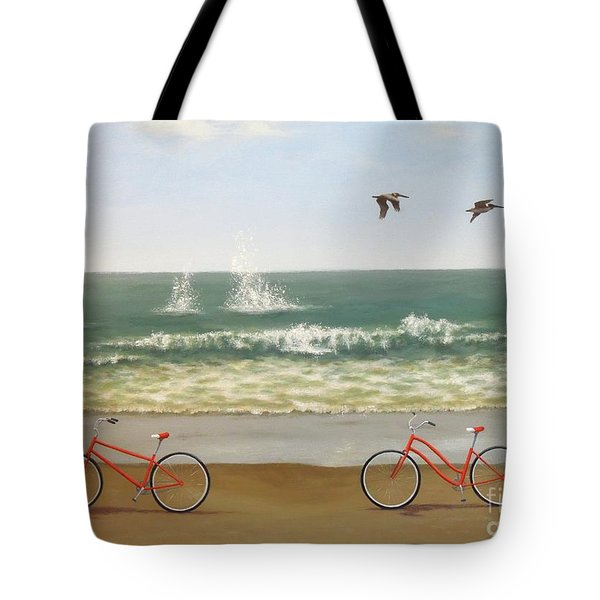 Coasting Tote Bag