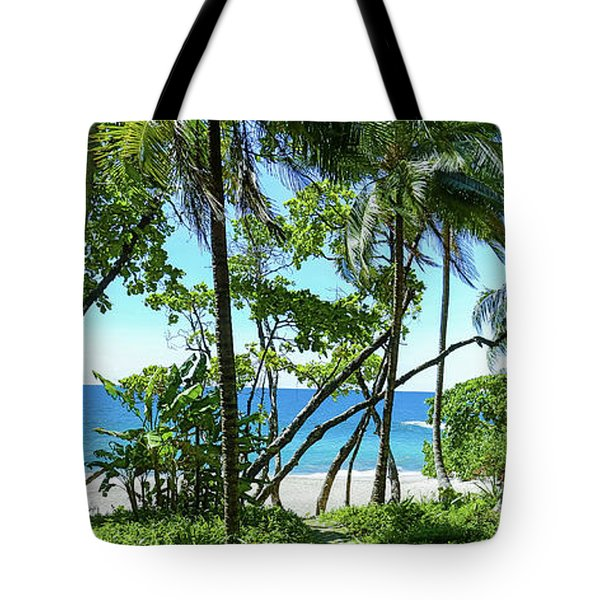 Coata Rica Beach 1 Tote Bag