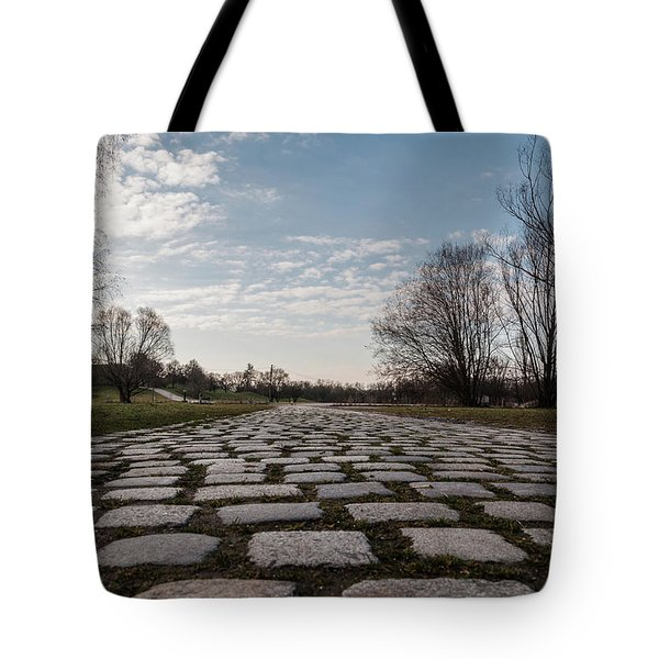 Cobble-stones Tote Bag
