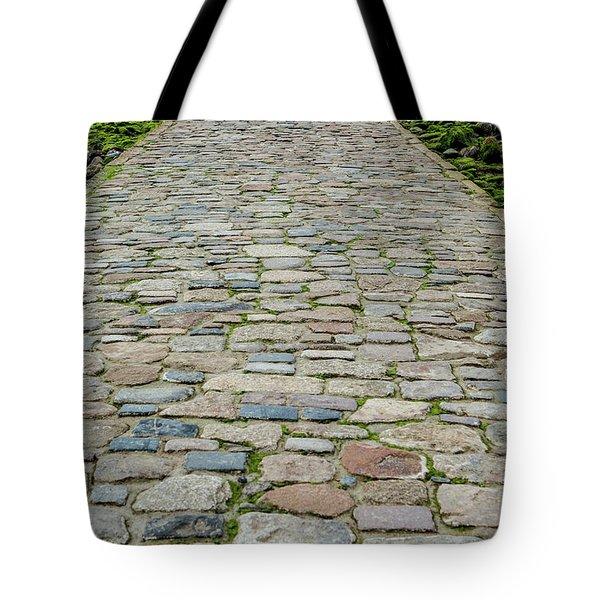 Cobbled Causeway Tote Bag