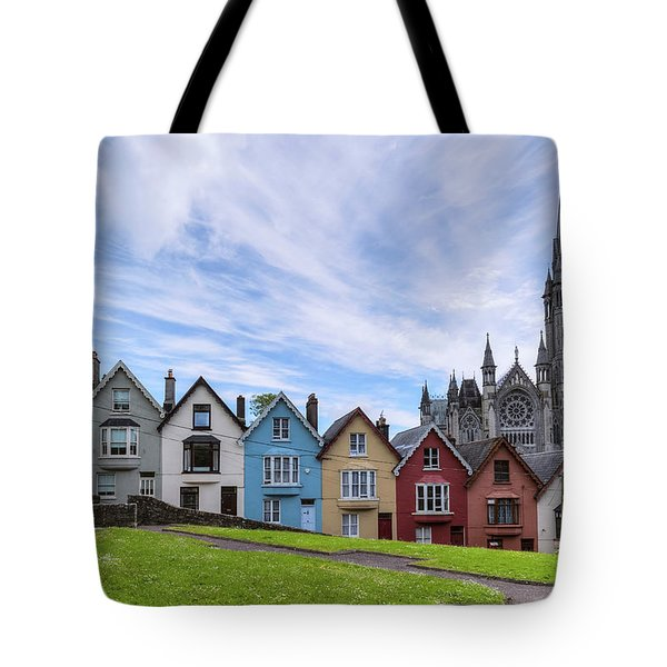 Cobh - Ireland Tote Bag