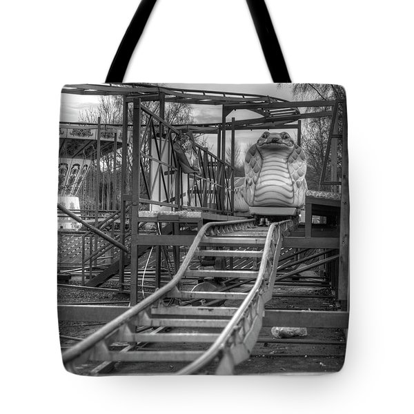 Cobra Coaster Tote Bag