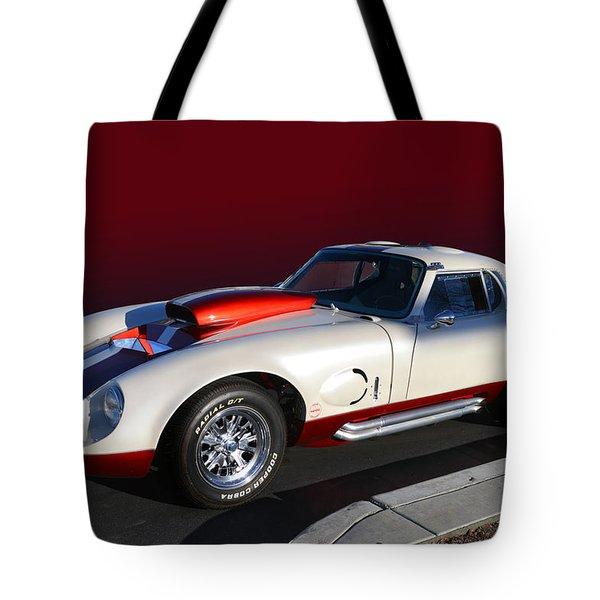 Cobra Daytona  Tote Bag