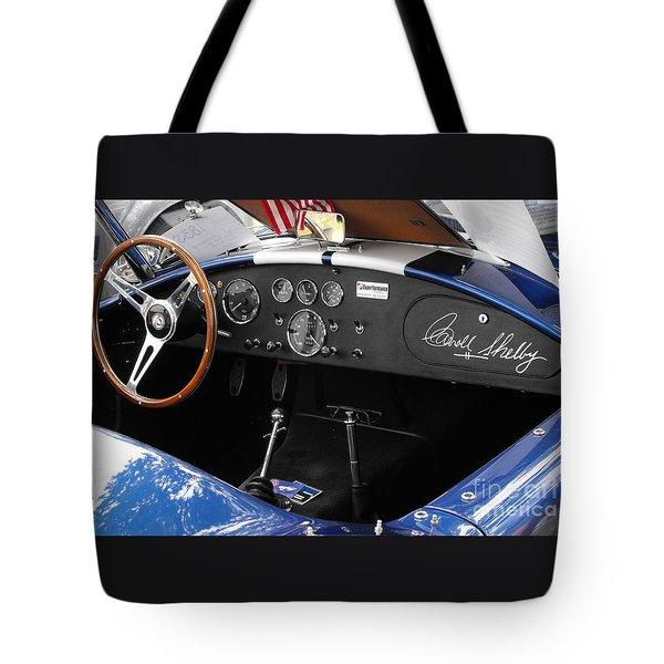 Cobra Dshboard Tote Bag