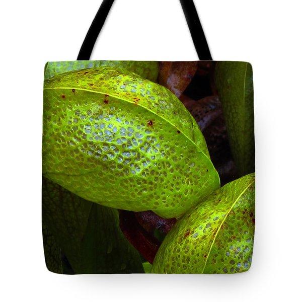 Cobra Lily Love Tote Bag by Suzy Piatt