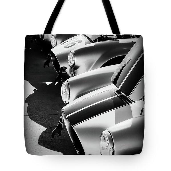 Cobra Pit Tote Bag by Douglas Pittman