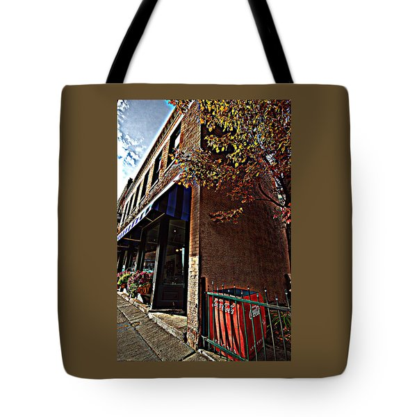 Coca Cola Cooler Tote Bag