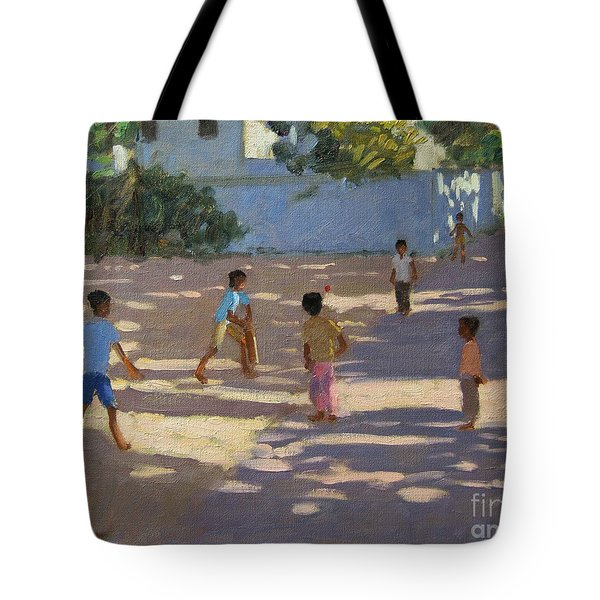 Cochin Tote Bag by Andrew Macara