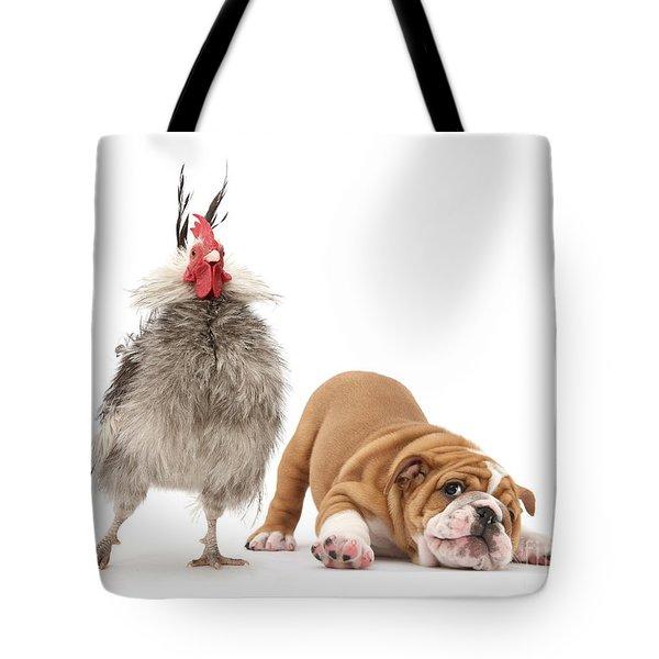 Cock N Bull Tote Bag