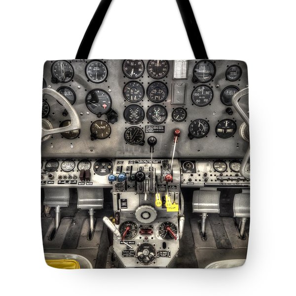 Cockpit Tote Bag